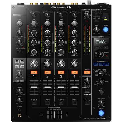 Image of Pioneer DJM750 Mk2