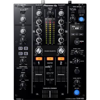 Image of Pioneer DJM450