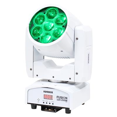 Image of Equinox Fusion 120 Zoom MKII White