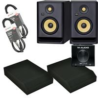 Image of KRK Rokit RP5 G4 & AIR|Hub Package