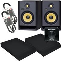 Image of KRK Rokit RP7 G4 & AIR|Hub Package