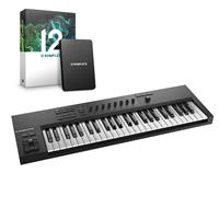 Image of Native Instruments Kontrol A49 & Komplete 12