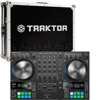 Thumbnail image of Native Instruments Traktor Kontrol S4 & Flight Case