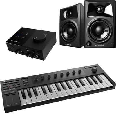 Image of Native Instruments M32 Songwriter Package