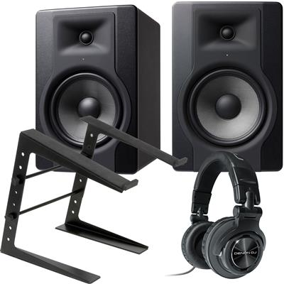 Image of M Audio BX8 D3 & HP1100 Bundle