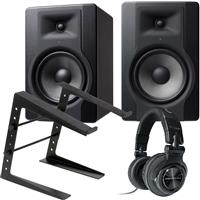 Thumbnail image of M Audio BX8 D3 & HP1100 Bundle