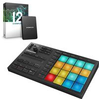 Image of Native Instruments Maschine Mikro Mk3 & Komplete 12