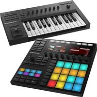 Image of Native Instruments Kontrol A25 & Maschine Mk3