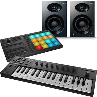 Image of Native Instruments Mikro Producer Package