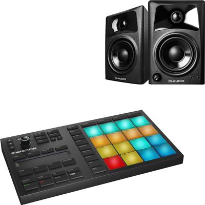 Image of Native Instruments Mikro Studio Package