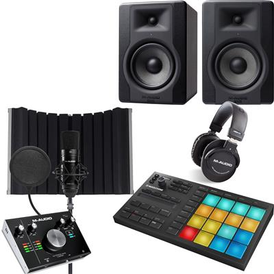 Image of Native Instruments Mikro Vocalist Package