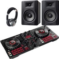 Image of Numark Mixtrack Platinum FX & BX5 D3 Package