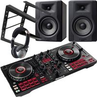 Image of Numark Mixtrack Platinum FX & BX5 D3 Bundle