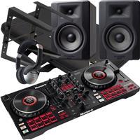 Image of Numark Mixtrack Platinum FX & BX5 D3 Complete Bundle