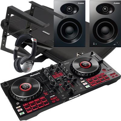 Image of Numark Mixtrack Platinum FX & Elevate 4 Complete Bundle