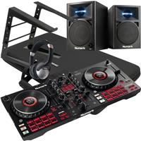 Image of Numark Mixtrack Platinum FX & N Wave 360 Complete Bundle