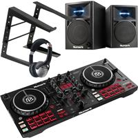 Image of Numark Mixtrack Pro FX & N Wave 360 Bundle