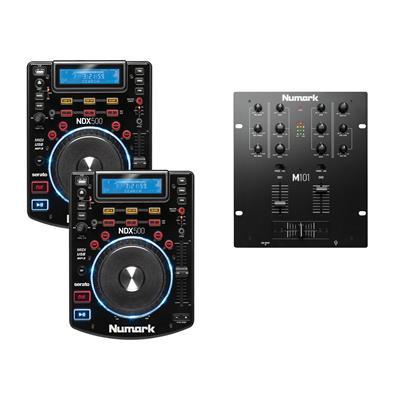 Image of Numark NDX500 & M101 Package