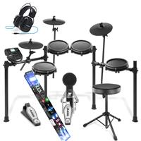 Image of Alesis Nitro Mesh Kit & DRP100 Bundle