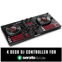 Image of Numark Mixtrack Platinum FX DJ Controller for Serato DJ