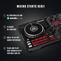 Thumbnail image of Numark Mixtrack Pro FX Controller for Serato DJ