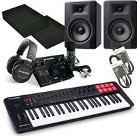 Image of M Audio Oxygen 49 & BX5 D3 Vocal Studio Pro Bundle