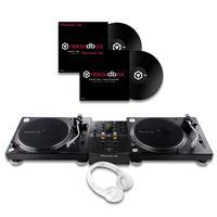 Image of Pioneer DJ PLX500 & DJM250 mk2 Complete Package