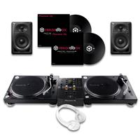 Image of Pioneer DJ PLX500 & DJM250 mk2 Complete Bundle