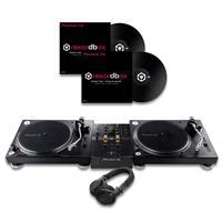 Image of Pioneer DJ PLX500 & DJM250 mk2 CUE1 Package