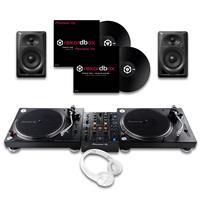 Image of Pioneer DJ PLX500 & DJM450 Complete Bundle