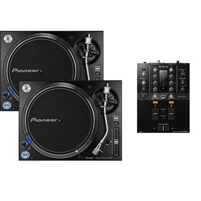Image of Pioneer DJ PLX1000 & DJM250 mk2 Package