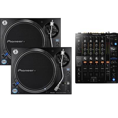 Image of Pioneer DJ PLX1000 & DJM750 mk2 Package