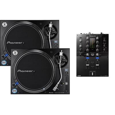 Image of Pioneer DJ PLX1000 & DJMS3 Package
