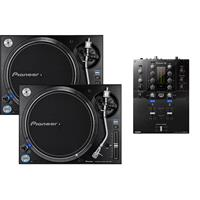 Thumbnail image of Pioneer DJ PLX1000 & DJMS3 Package