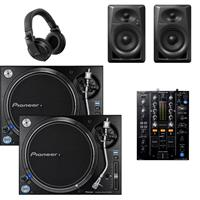 Image of Pioneer PLX1000 & DJM450 Bundle
