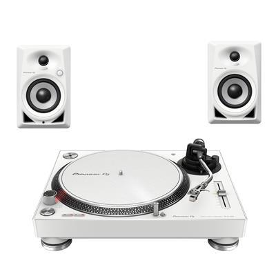 Image of Pioneer PLX500W & DM40W Package