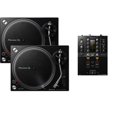 Image of Pioneer PLX500 & DJM250 mk2 Package