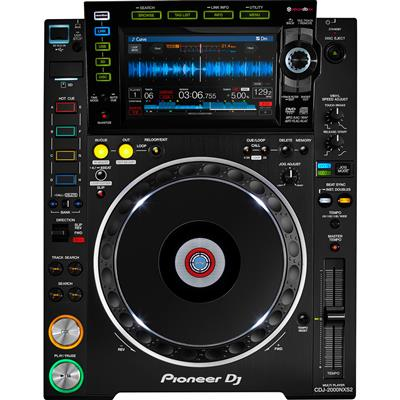 Image of Pioneer DJ CDJ2000 NXS2 Professional Media Player