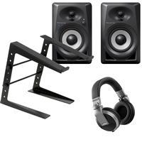 Image of Pioneer DJ DM40BT & HDJX5S Bundle