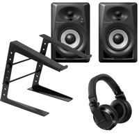 Image of Pioneer DJ DM40BT & HDJX7K Bundle