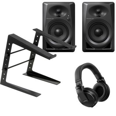 Image of Pioneer DJ DM40 & HDJX5K Bundle