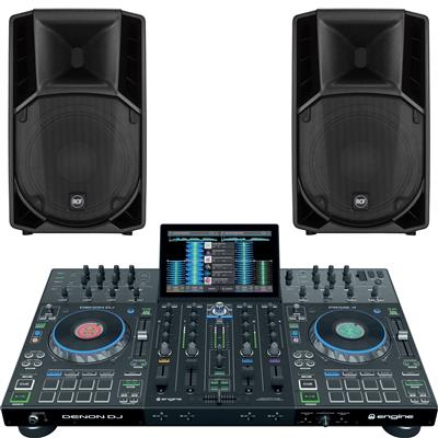 Image of Denon Prime 4 & ART712A mk4 Bundle