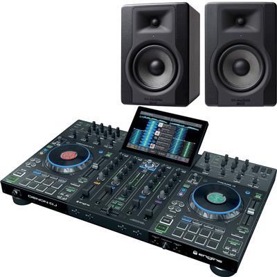 Image of Denon DJ Prime 4 & BX5 D3 Package
