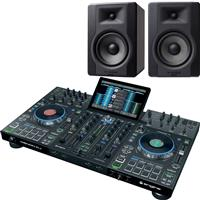 Image of Denon DJ Prime 4 & BX5 D3 Package