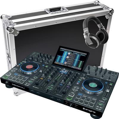 Image of Denon DJ Prime 4 & Flight Case Bundle