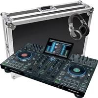 Image of Denon DJ Prime 4 & Flight Case Bundle