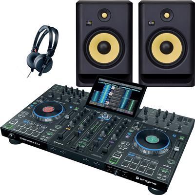 Image of Denon DJ Prime 4 & RP8 G4 Bundle