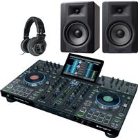 Image of Denon DJ Prime 4 & BX5 D3 Bundle