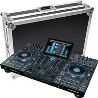 Image of Denon Prime 4 & Flight Case