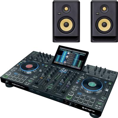 Image of Denon DJ Prime 4 & RP5 G4 Package